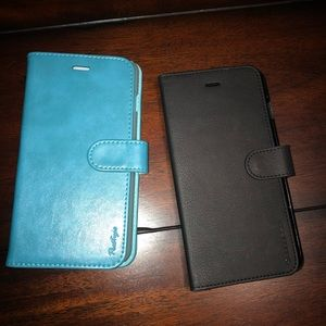 Other - iPhone 6 Plus cases (wallet cases)